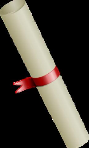 Conferred degree titles to its graduates,