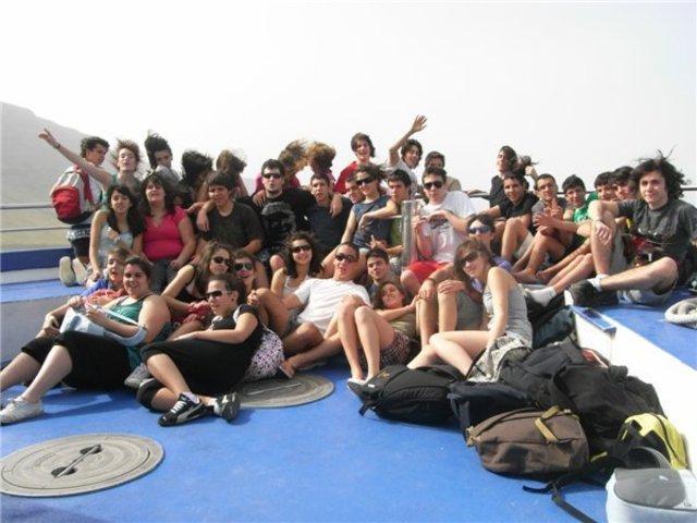 Viaje de fin de curso a Lanzarote