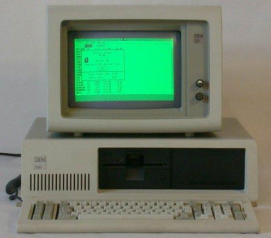 tercera generación de la informatica