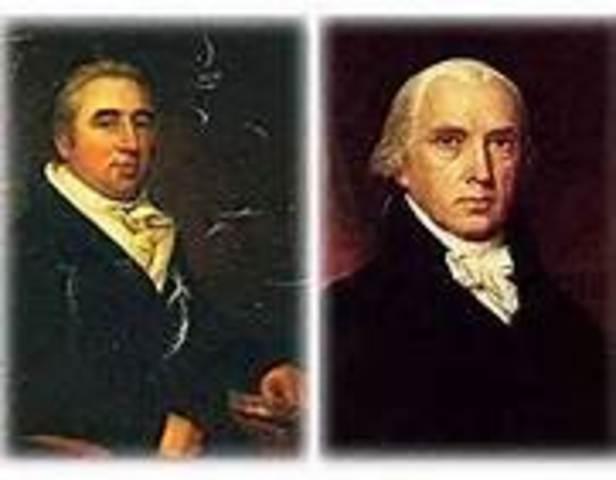 Marbury v. Madison tried before Supreme Court