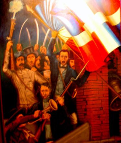 Guerra de Independencia de República Dominicana