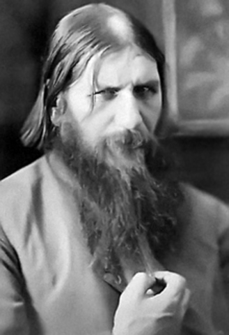Grigory Rasputin murdered by nobles of Nicholas II's court
