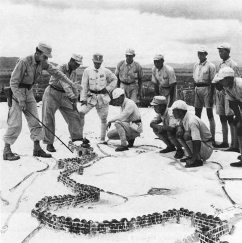 Japanese advance into Northern China and Mongolia