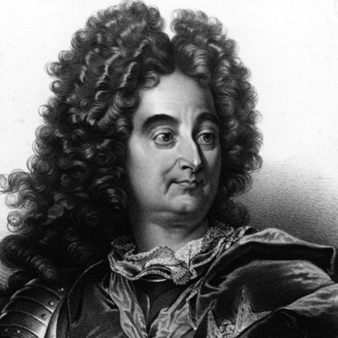 Louis the XIV; people