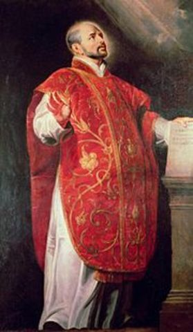 Ignatius of Loyola; people