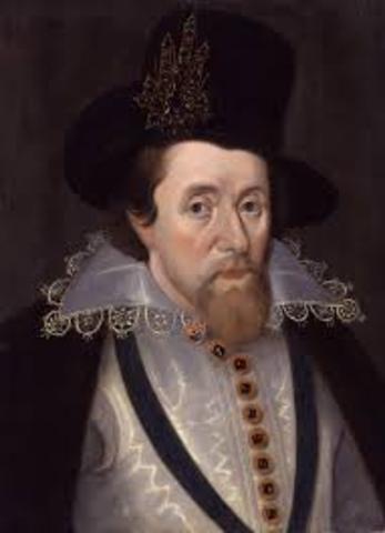 English colony in America