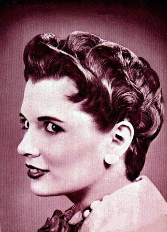 Short Hair in the 1950's
