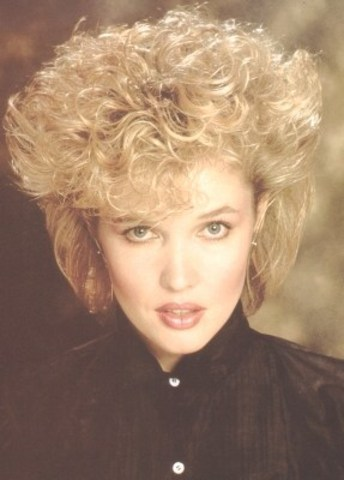 High Maintenance Hairstyles of the 1980's