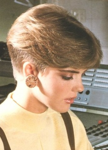 Easy Care Styles in the 1980's