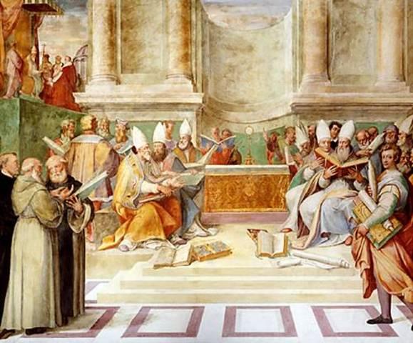 """Se lleva a cabo el """"Concilio de Trento"""""""
