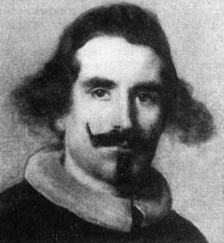 Nace Diego Velázquez