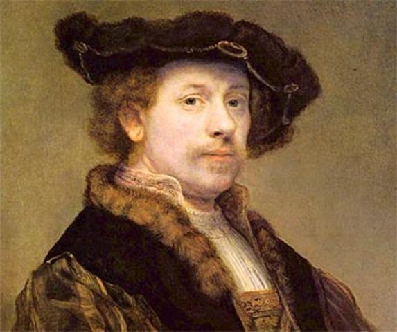 Nace Rembrandt
