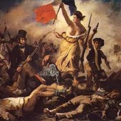 les temps fort de la révolution Française timeline