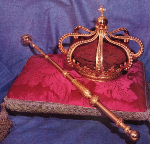 Decreto de abolição das doações régias e dos bens da coroa