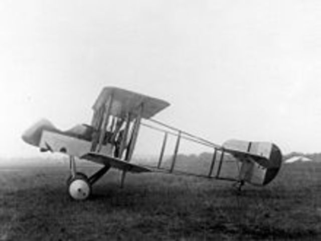 """Airco DH.2 """"pusher"""" scout"""