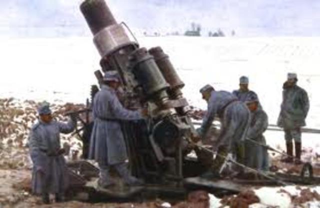 austria- hungary declares war on serbia