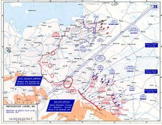 battle of rava russkaya