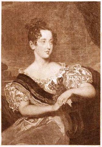 Juramento solene de D. Maria II da Carta Constitucional