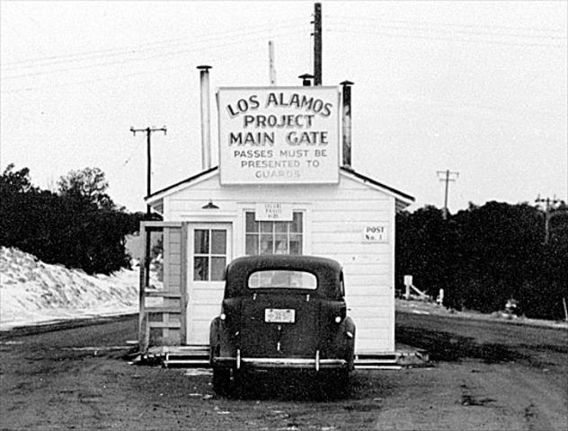 Los Alamos and Atomic Bomb