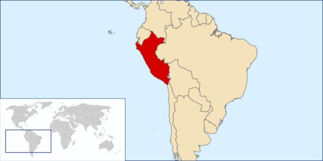 Guerra de Independecia de Peru