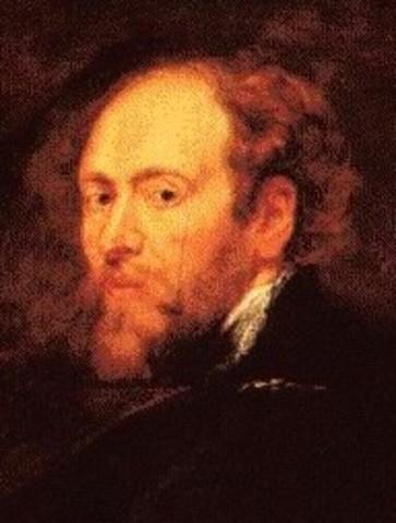 Rubens ayuda a lograr paz entre España e Inglaterra