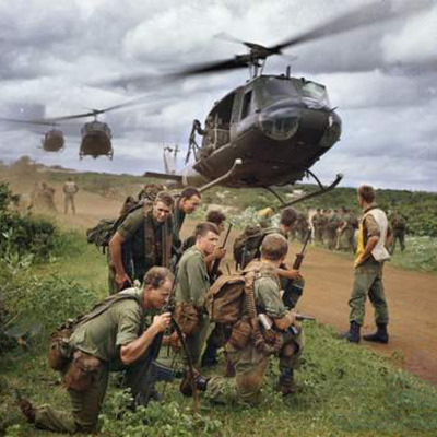 Australia's involvement in the Vietnam War  timeline