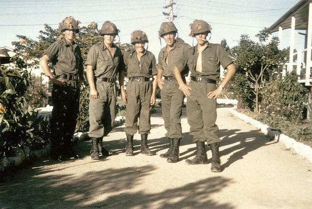 Start of Conscription