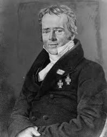 Hans Chistian Oesterd (1777-1851)