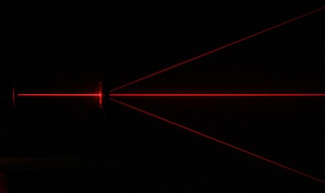 Ooh... Lasers...