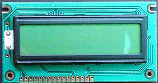 LCD and E-mail