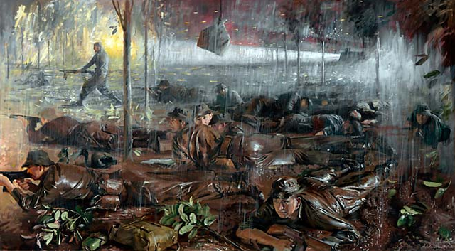 Battle of Long Tan