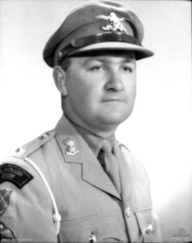 Peter Badcoe VC