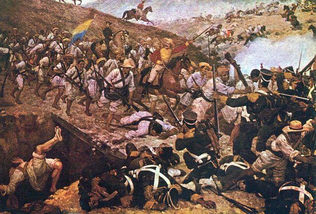 Guerra de Independecia de Colombia