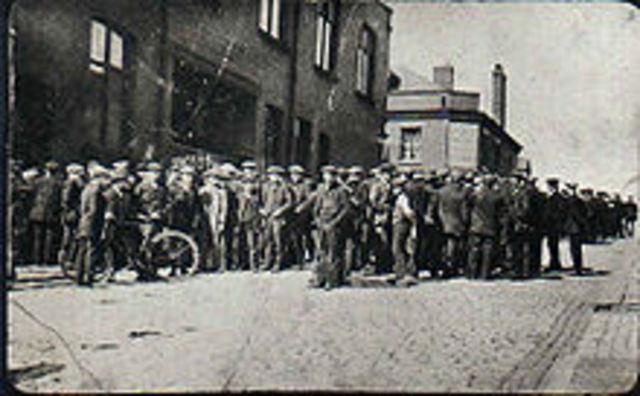 Miners General Strike.