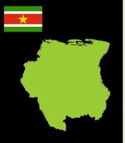 Independencia Surinam