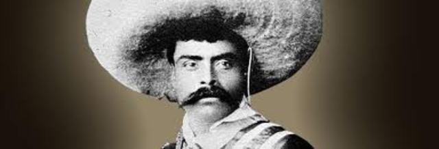 Zapata Fights for Ejidos