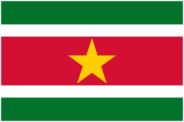 Batalla Surinam
