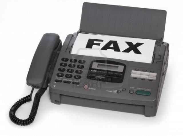 The Fax Mahine