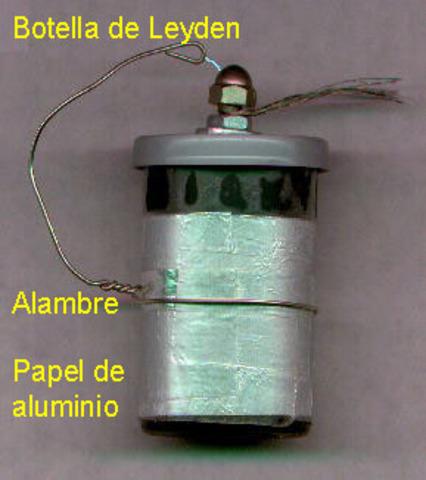 botella de Leyden