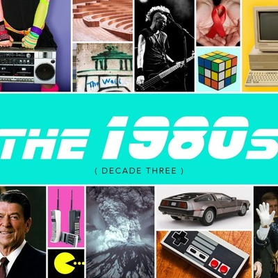 1980's in the United States timeline