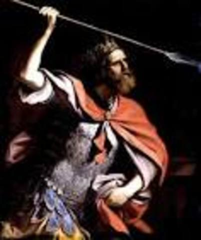 King Saul's reign:1 Saul 10