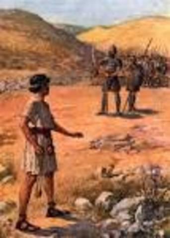 David's Early Years: 1 Samuel 16