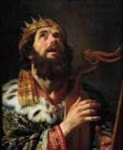 King David's Reign: 2 Samuel 5