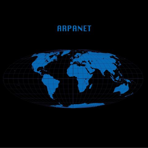 Arpanet - the first internetwork system.