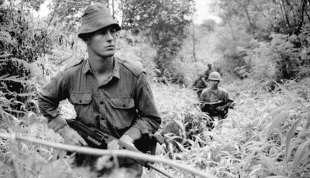 Last Australian Troops to Leave