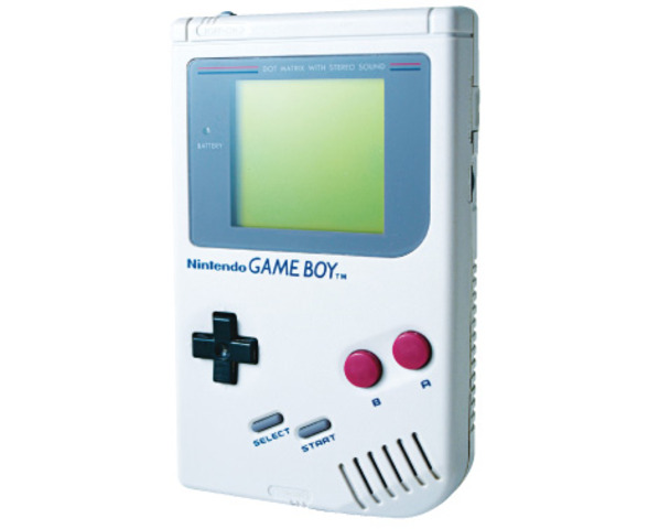 The Game Boy released
