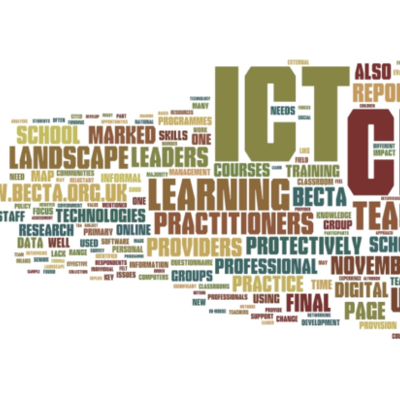 The impact of ICT timeline