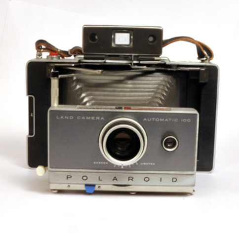Instant Color Film (Polaroid Land Camera)