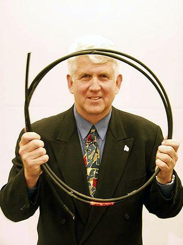Bob Metcalfe inventor de la futura internet