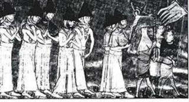 Bubonic Plague (Black Death)
